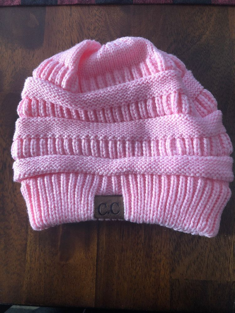 598b7faa85e Bubble Knit Slouchy CC Baggy Beanie Oversize Winter Hat Ski Cap Skull Women   fashion  clothing  shoes  accessories  mensaccessories  hats (ebay link)