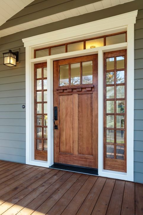Need Inspiration For A New Front Door? Check Out Our Explanation Of The  Different Types