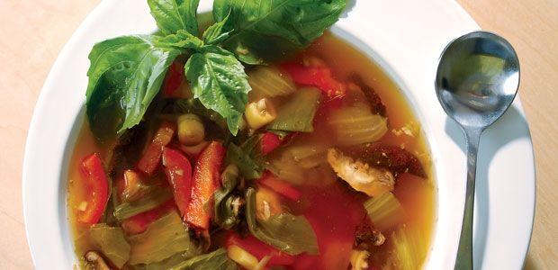 Thai Hot and Sour Soup (Tom Yum Gai) Recipe | alive