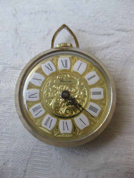 Kind-Hearted Antique Vintage Old Swiss Made Favor Army Mens Pocket Watch. Antique