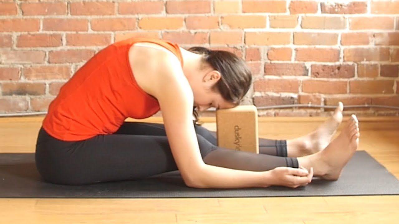 Yin Yoga for Back Pain & Flexibility {30 min} - YouTube