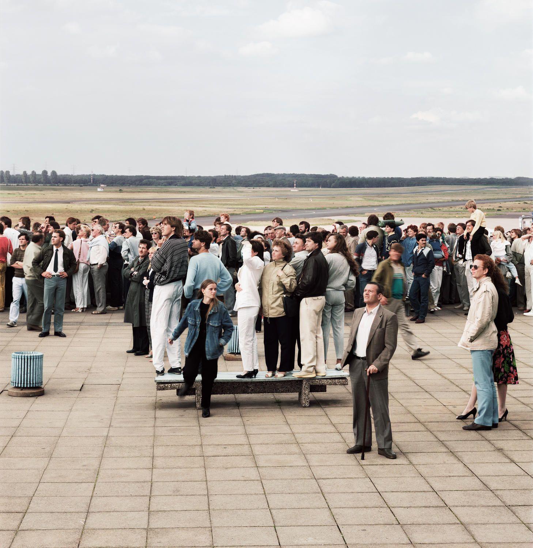 Andreas Gursky Düsseldorf, Flughafen I Flughafen