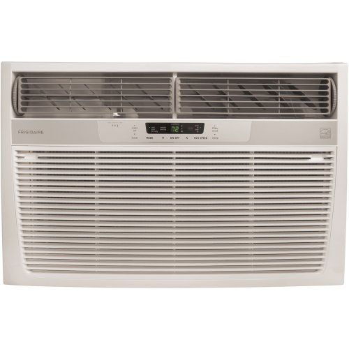 Frigidaire Fra256st2 25 000 24 700 Window Mounted Heavy Duty Room Air Condition Window Air Conditioner Best Window Air Conditioner Small Window Air Conditioner