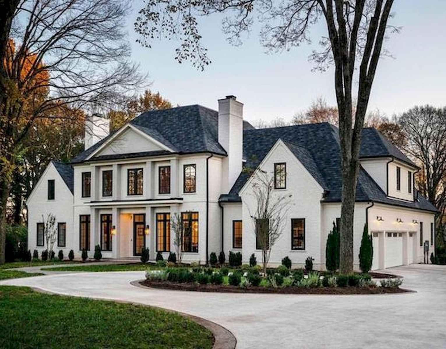 40 Stunning Mansions Luxury Exterior Design Ideas 26 House Designs Exterior Dream House Exterior House Exterior