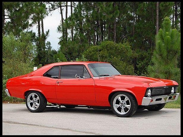 1969 Chevrolet Nova Chevrolet Nova Nova Car Classic Cars Muscle