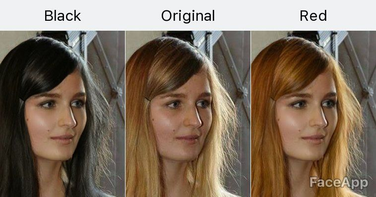 faceapp – how would ai color my hair? | vlasy