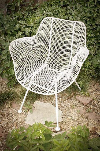 Pleasing On Deck Baby Russell Woodard Sculptura Mid Century Modern Evergreenethics Interior Chair Design Evergreenethicsorg