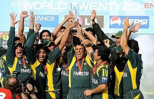 Pakistan Won The T20 World Cup In 2009 World Cup Winner List World Cup Winners World Cup