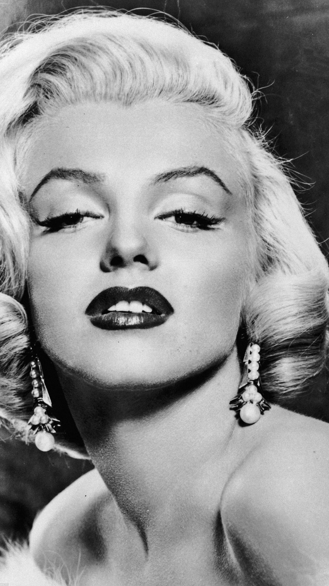Marilyn Monroe Sexy Classic Face Portrait #iPhone #6 #plus ...