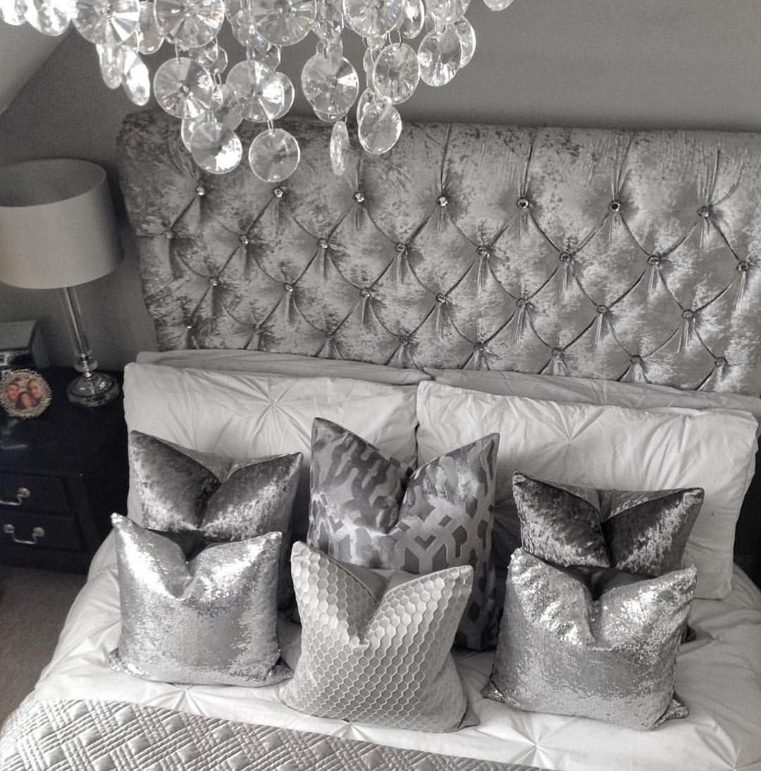 White And Silver Bedroom Decor Ideas Home Decor Bliss White And Silver Bedroom Silver Bedroom Silver Bedroom Decor