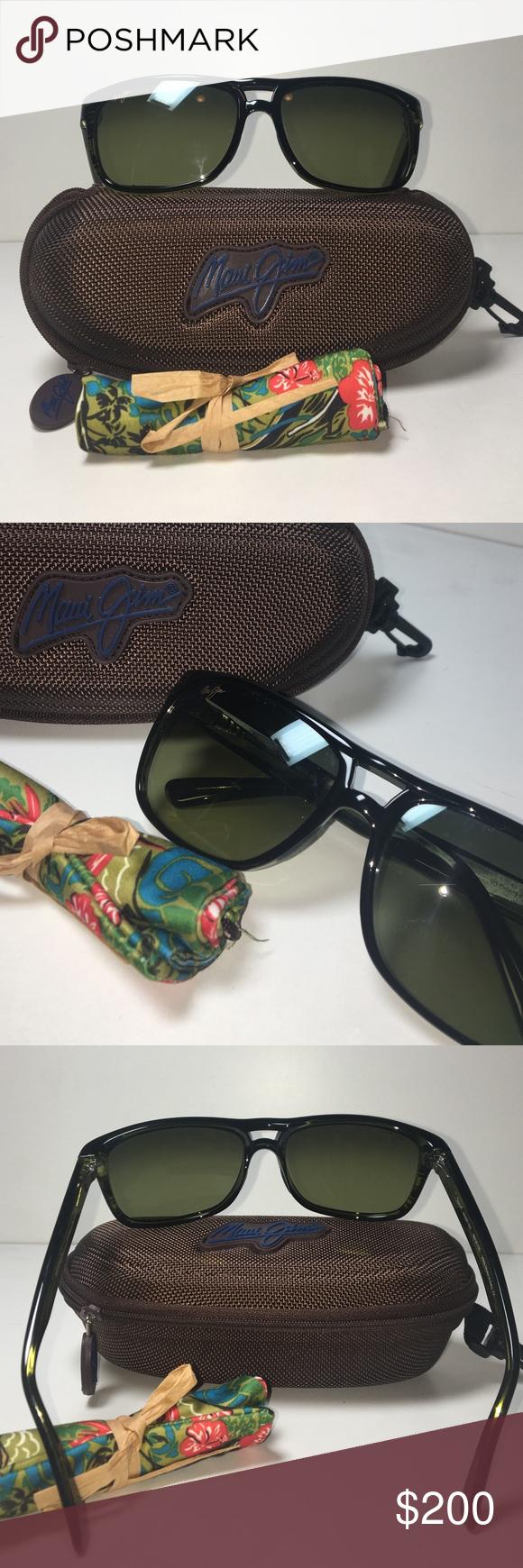 ✨ NEW ✨ Maui Jim Waterways sunglasses NWT | Pinterest