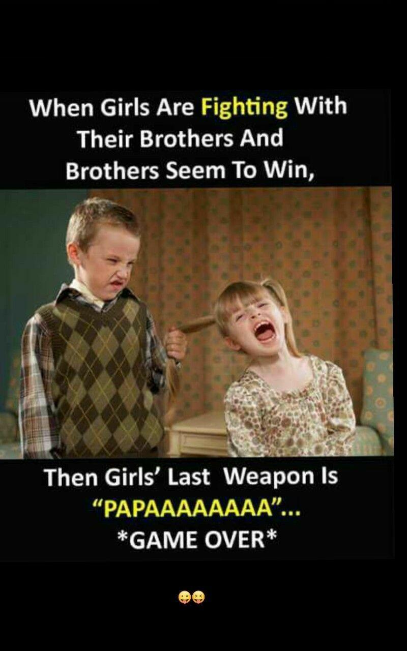 Anamiya Khan Brother Quotes Funny Sister Quotes Funny Siblings Funny Quotes