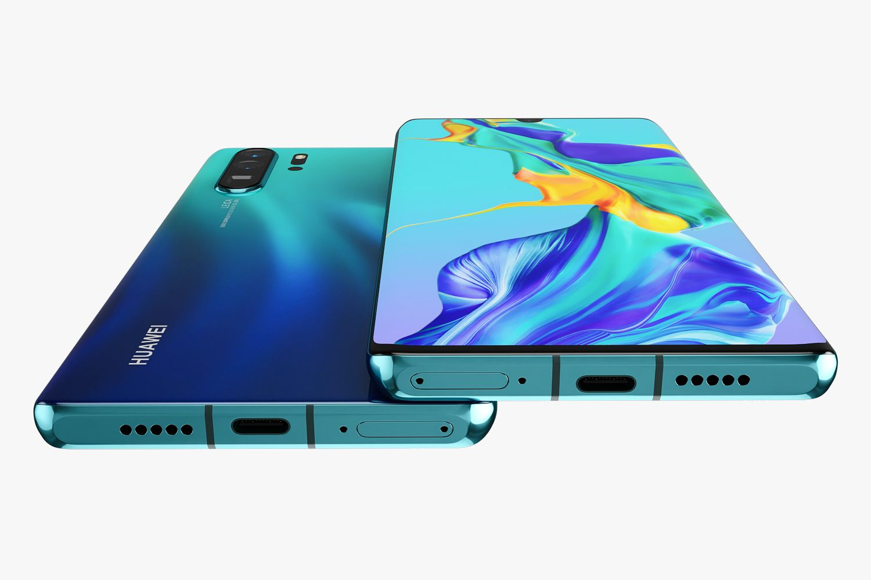 Huawei P30 Pro Aurora Concept Phones Smartphones For Sale Huawei