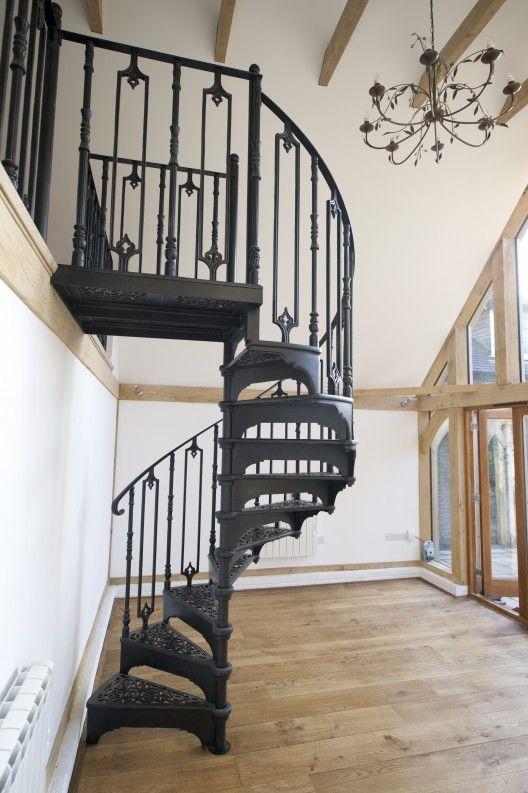 Traditional Victorian Cast Spiral Staircases U2013 British Spirals U0026 Castings