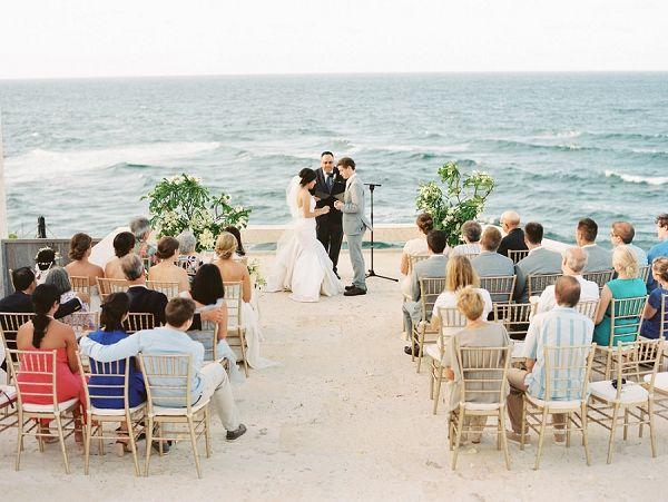 Intimate Dominican Republic Destination Wedding At Casa Kimball From Ryan Ray Photography Beachwedding Beachweddings