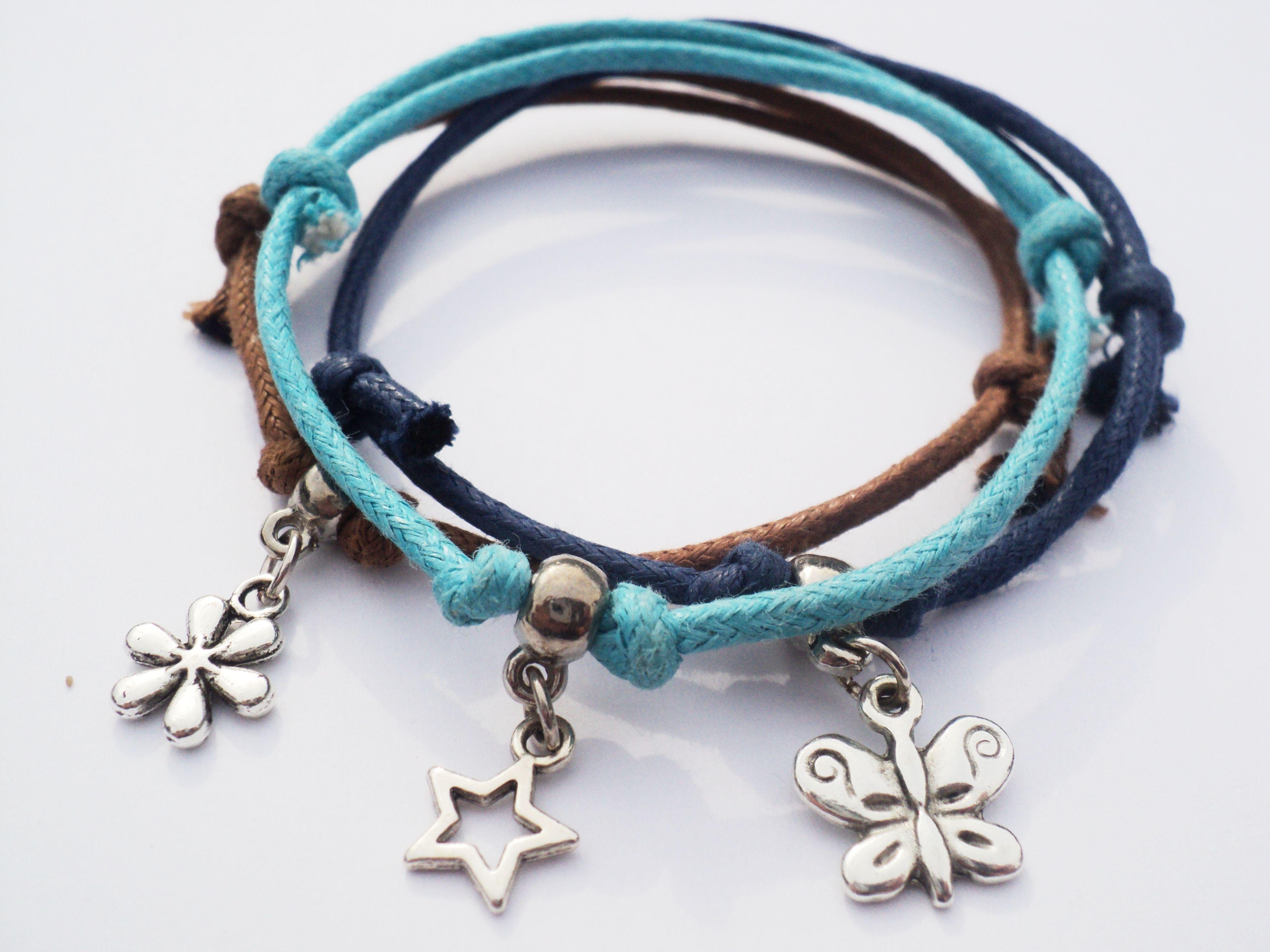 Friendship Bracelet Kit, £6.00