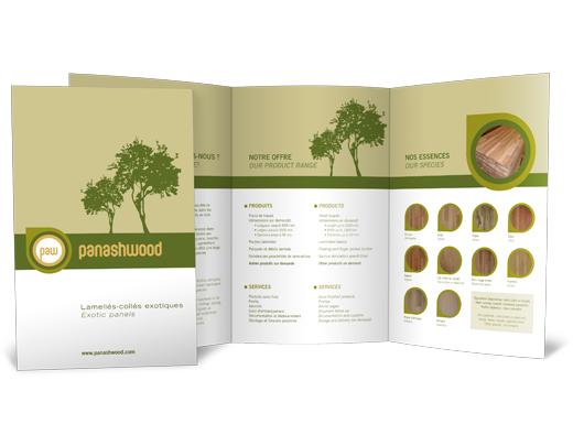 Beliebt plaquette, brochure, dépliant, depliant, 3 volets | Plaquettes  LE94