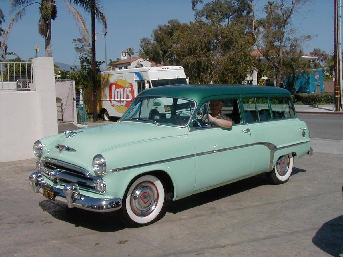 1954 Dodge Suburban for sale #1942174 - Hemmings Motor News ...