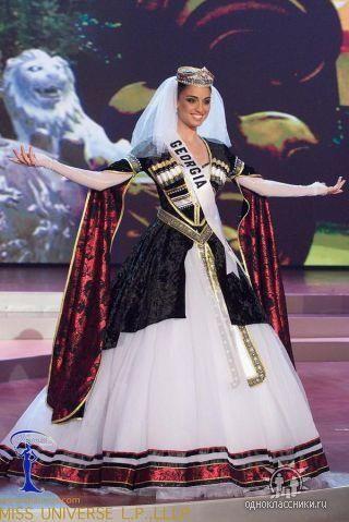 georgia traditional clothing - Google Search   World Fashion ...
