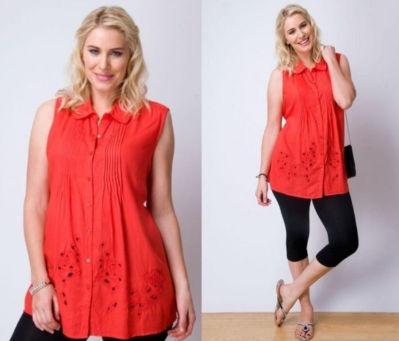 affordable-plus-size-clothing-for-young-women (583×498) | the