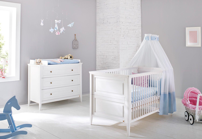 Sparset 'Smilla' Baby möbel, Babyzimmer möbel