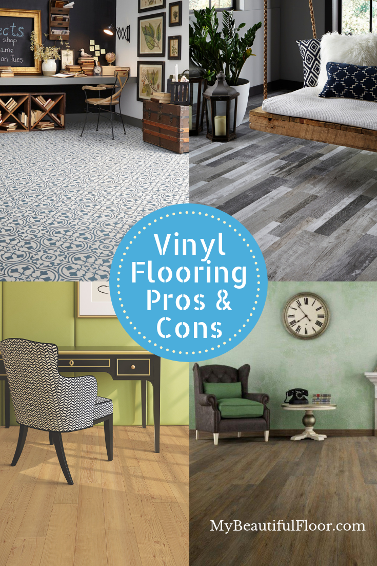 The Pros And Cons Of Vinyl Flooring Flooroftheday