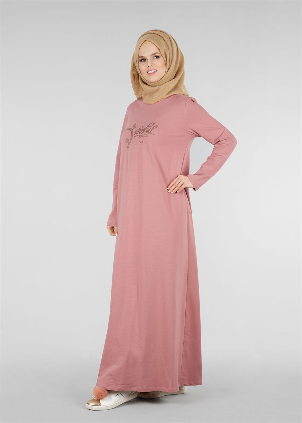 Tesettur Penye Elbise Modelleri Elbise Modelleri Elbise The Dress