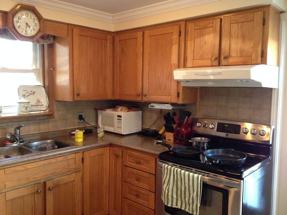 kitchen cabinet facelift | kitchen cabinets, kitchen cabinet remodel, kitchen remodel