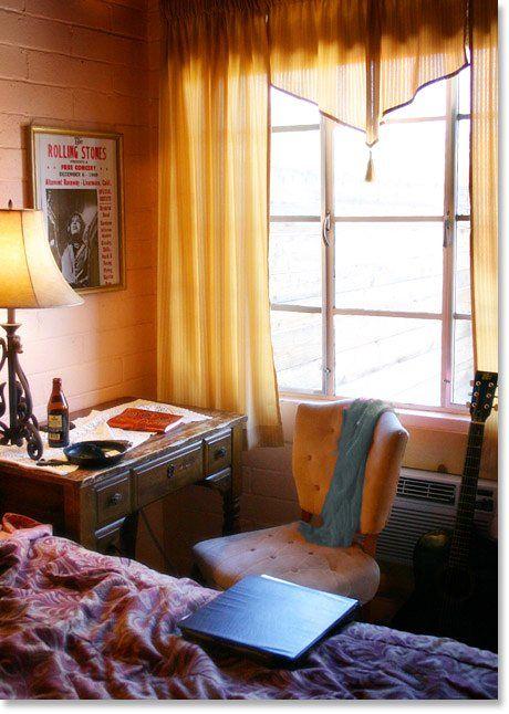 joshua tree inn, room 8. sigh.