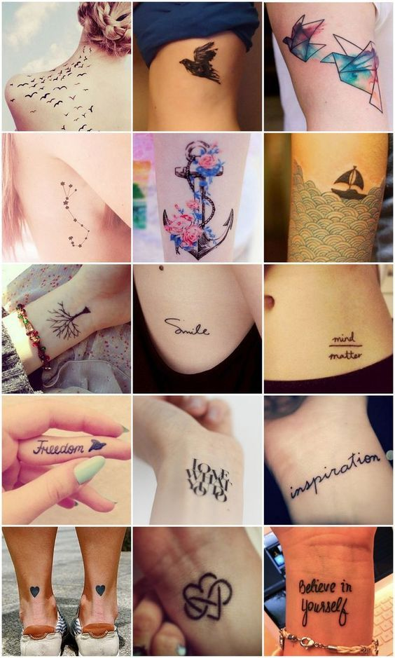 Do and Don'ts of Tattoo