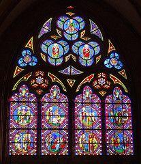 DSC00748- Vitrail de la Cathdrale Notre-Dame de Bayeux, Calvados, France (Rolye)