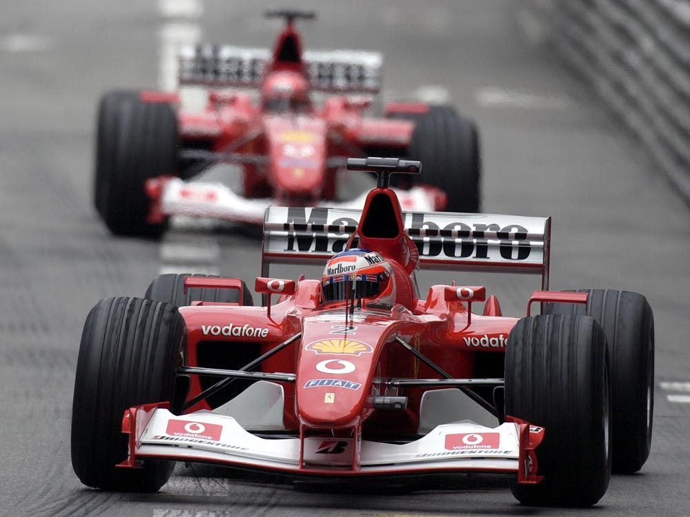 These Are The Most Beautiful F1 Cars Ever Ferrari Michael Schumacher Ferrari F1
