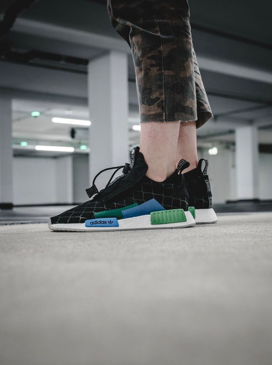 official photos f68b8 08877 Mita Sneakers x adidas Consortium NMD_R1 | Shoe | Sneakers ...