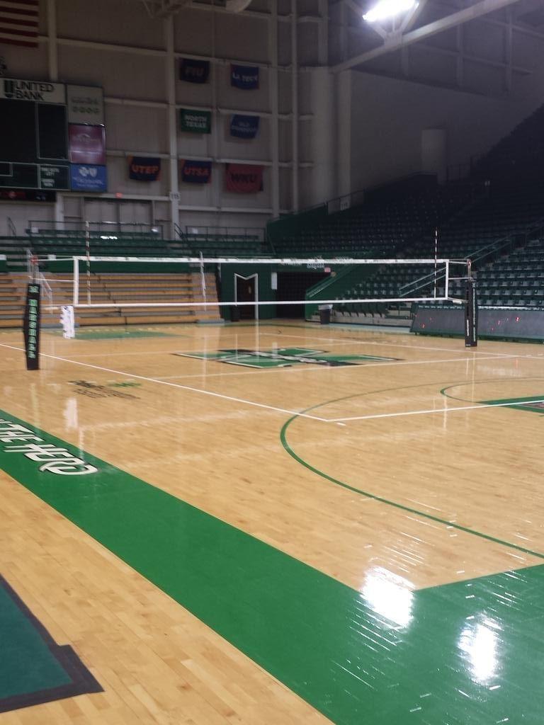 Marshall Volleyball On En 2020