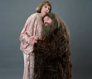 Hagrid And Madame Maxime Slow Dance Together Costumes In 2019 Harry Potter Characters Harry Potter Harry Potter Professors
