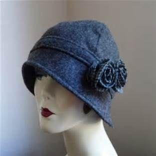 Felt Cloche Hat Free Pattern  0c008f299f5