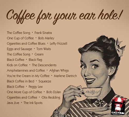 coffee songs coffee music coffee love coffee humor
