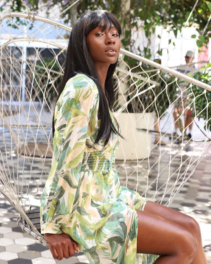 Model: @iamrymarkable -