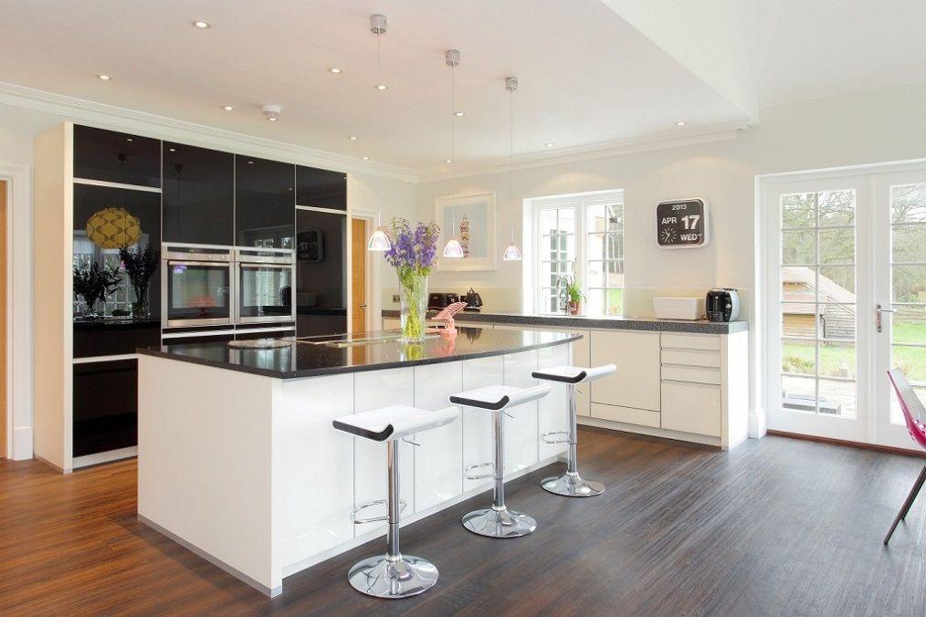 Modern german kitchen cabinets design ideas by alno brand inspirational kitchen cabinet design ideas around