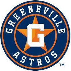 Greeneville Astros (Greeneville, Tennessee) Pioneer Park #GreenevilleAstros #GreenevilleTennessee #AppalachianLeague (L6328)