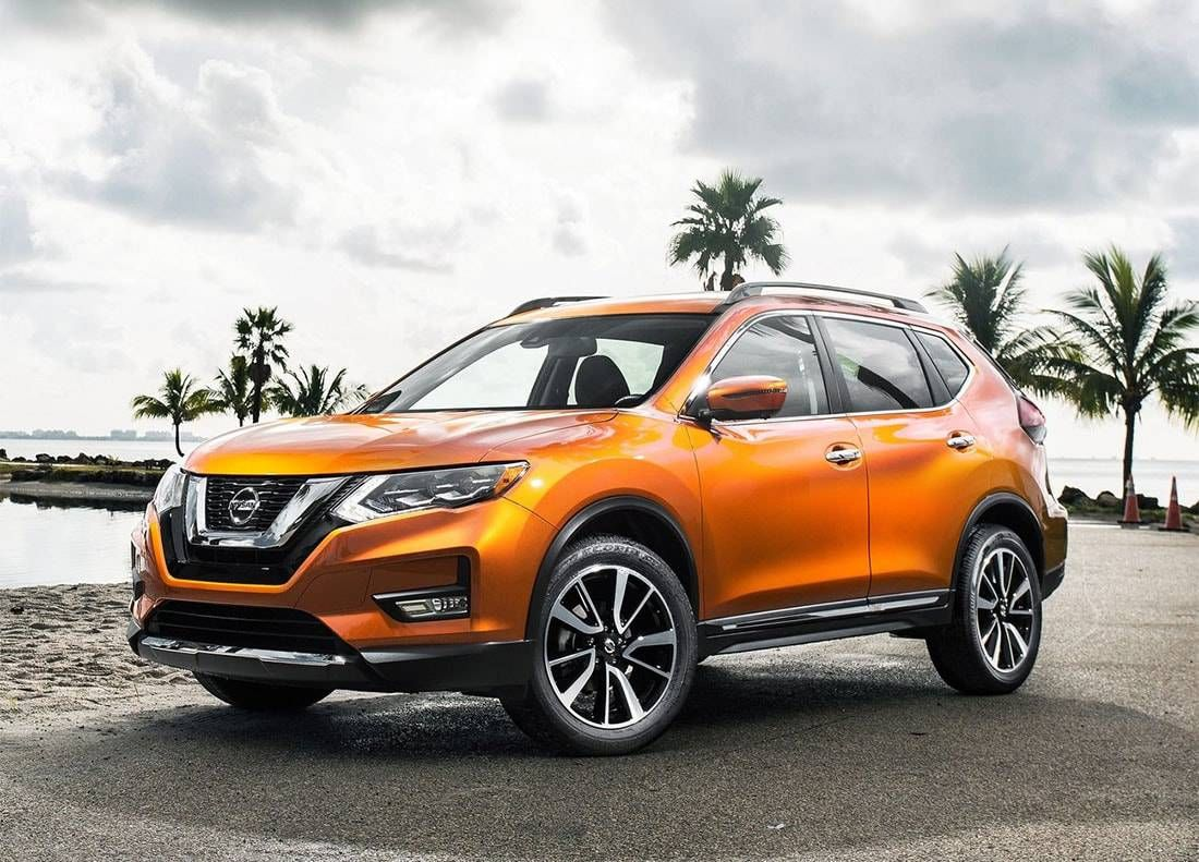Novo Nissan Rogue 2019 Nissan XTrail foi atualizado