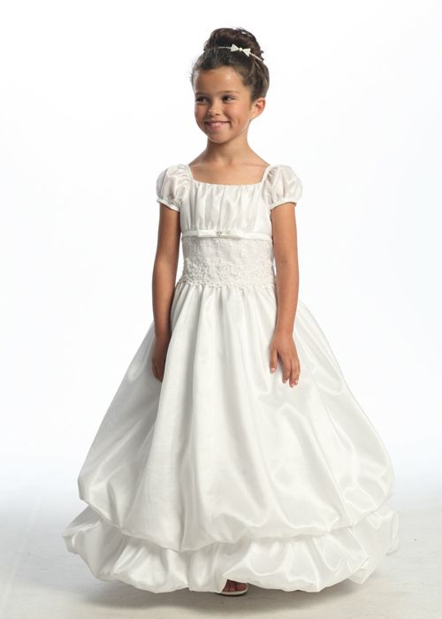 Holy Communion Dresses for Girls Cinderella First Communion