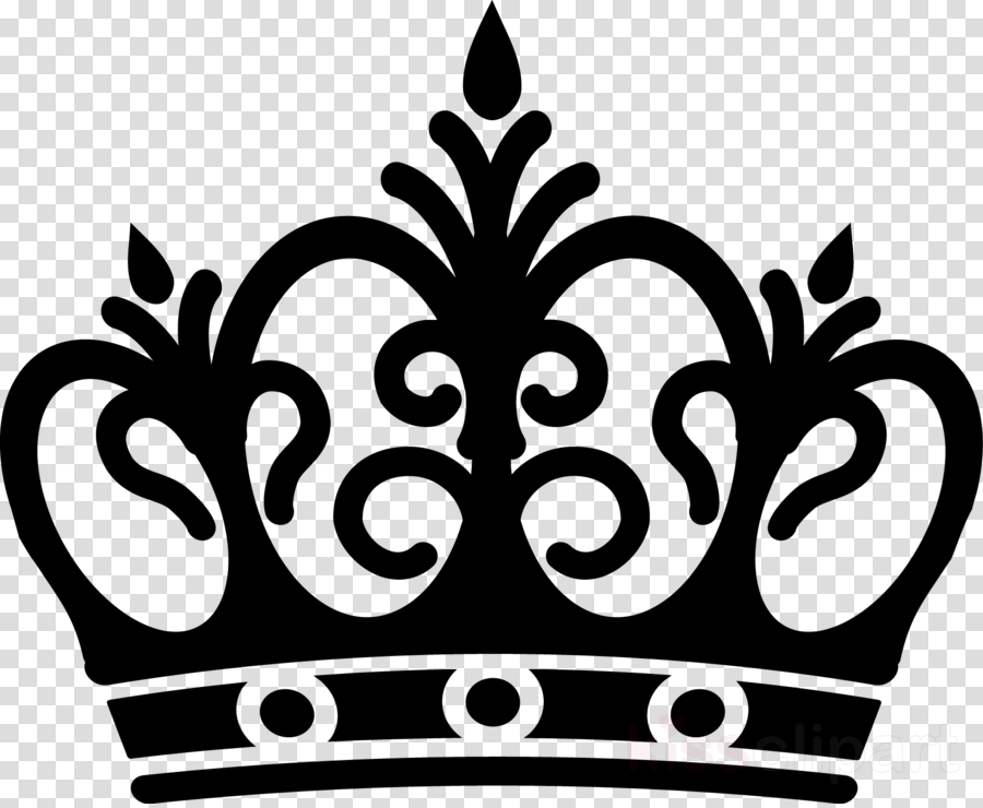 27++ Crown png clipart black and white ideas