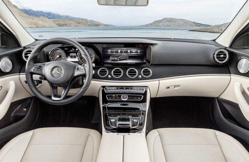 New Mercedes Benz E Cl W213