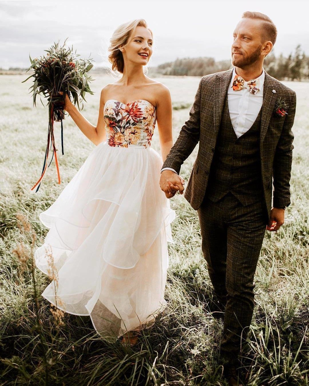 Pin By Karina Maks Photography On Robe De Mariee Traditional Wedding Dresses Embroidered Wedding Dress Casual Wedding Dress