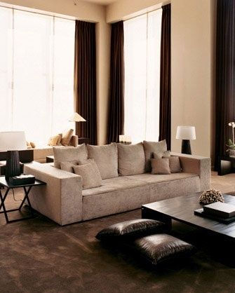 Luxury Living Room Decor Home Furniture