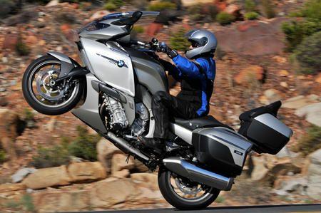 Picture Other Bmw K1600gtl Wheelie Bmw Motorcycle Touring Bike Bmw Bmw Touring
