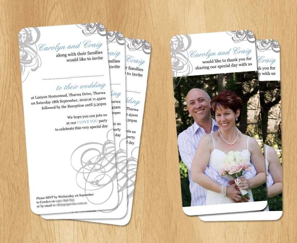 card templates for wedding invitation%0A Graphic Design by Red instead  u     Invitations and Thankyou Cards for Leheny  Wedding