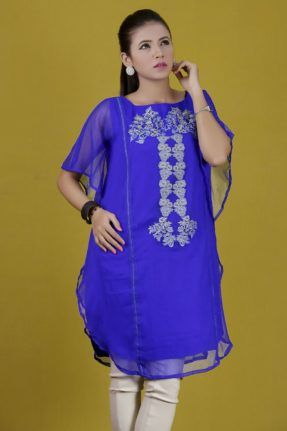 c3c2117f4d1d Change Ladies Summer Formal Dresses Kurta Styles 2017-18 Designs