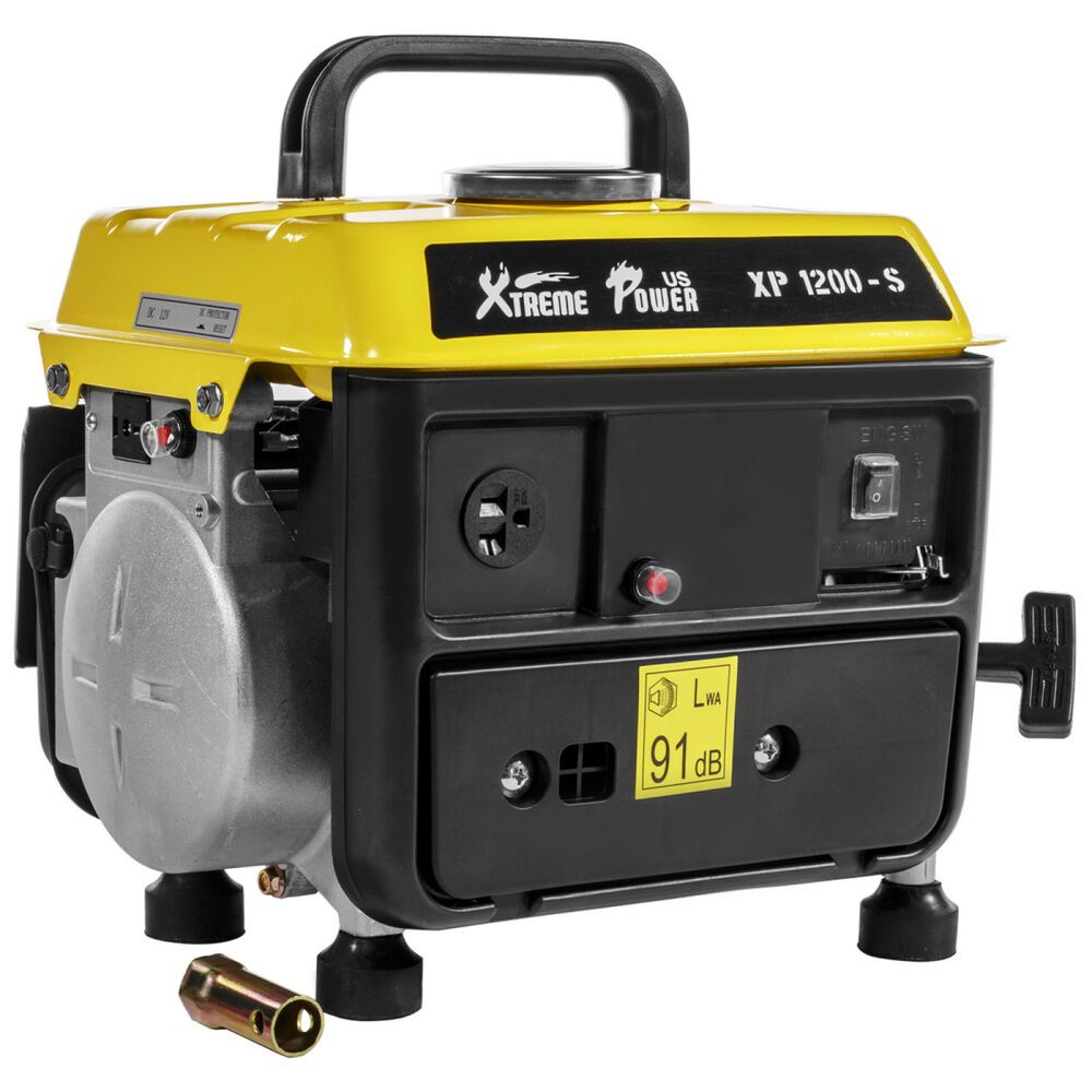 Gasoline Electric Power Generator 63cc 2 Stroke 2hp 1200w Max 1000w Rated Epa Portable Generator Power Generator Gas Powered Generator